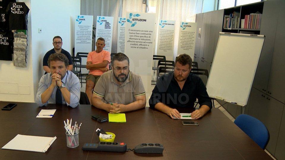 Nel servizio, l'intervista a Mirko Dolcini (Domani in Movimento)Nel servizio, l'intervista a Mirko Dolcini (Domani in Movimento)