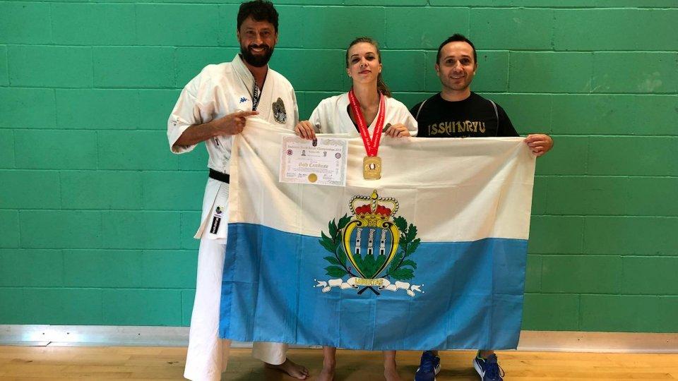 42° Campionato del Mondo di Karate Isshinryu Londra