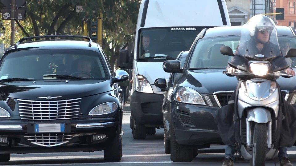 Circolazione in strada