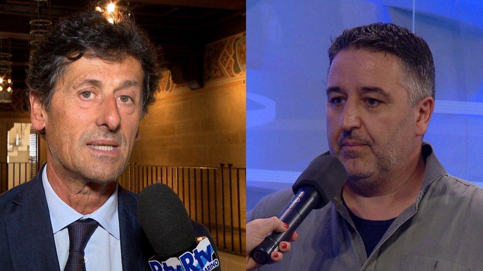 Guerrino Zanotti e Diego RenziEcco cosa cambia
