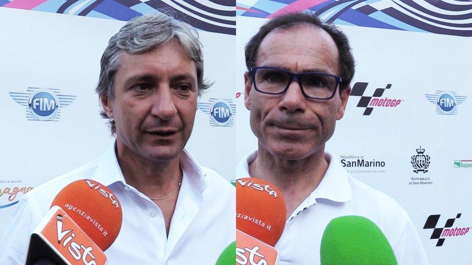 Interviste a Andrea Gnassi e Davide Cassani