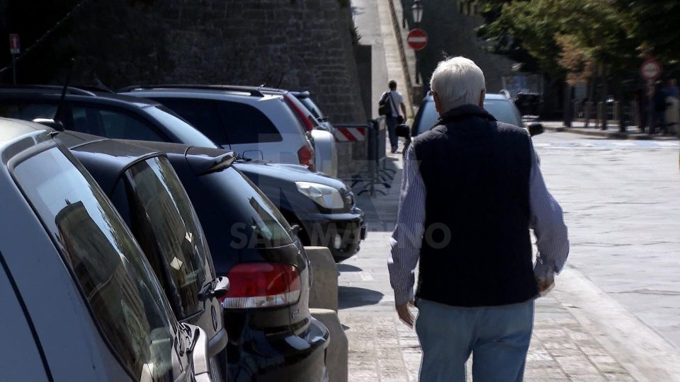 Calano i veicoli immatricolati a San Marino