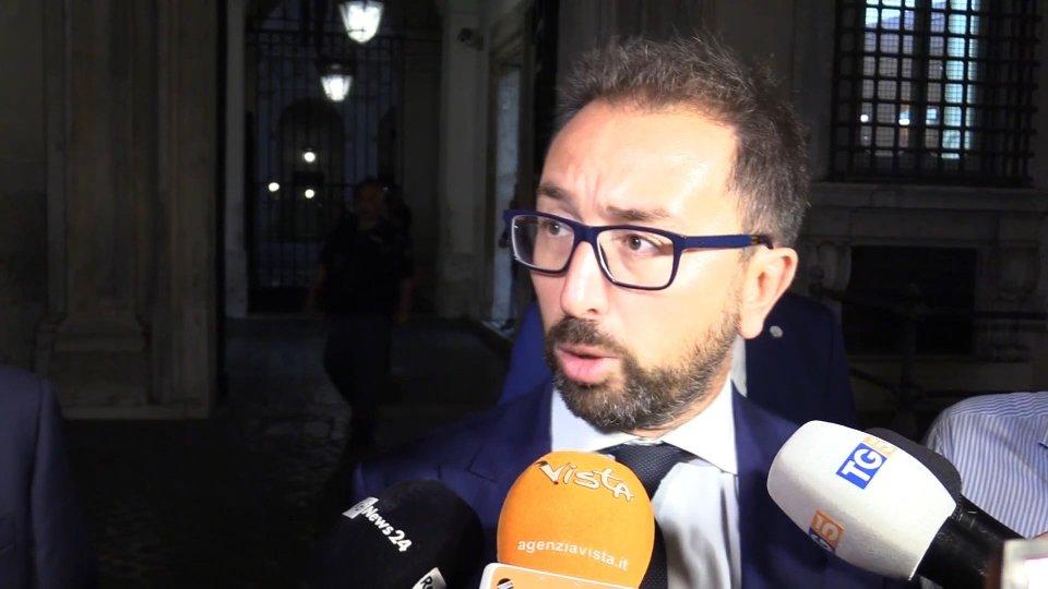 Nel video l'intervista a Alfonso Bonafede, ministro della Giustizia