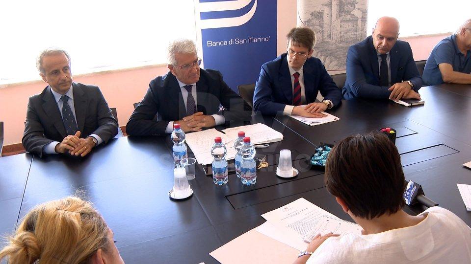 Ente Cassa Faetano e Banca di San Marino tracciano il bilancio dei primi sei mesi di attività 2019