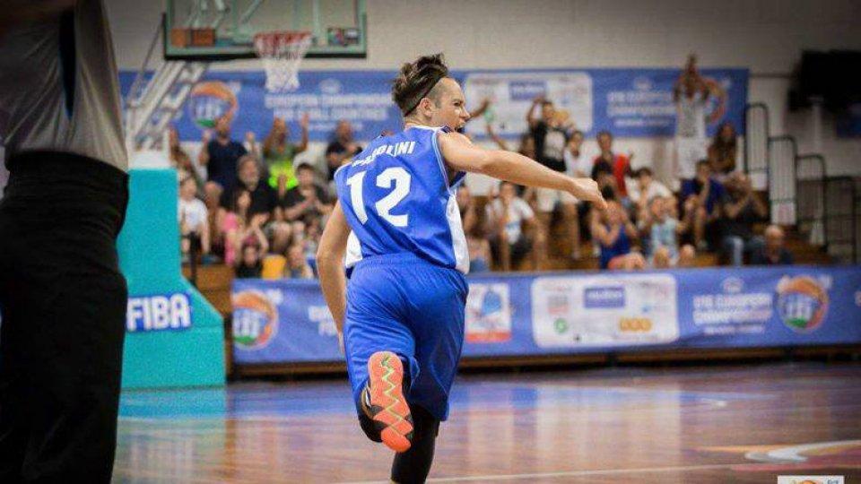 Basket U18, San Marino ko in semifinale: 77-57 per Cipro