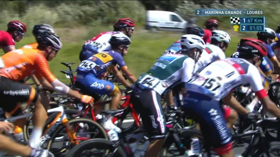 Giro del Portogallo: terza tappa vinta da Mestre. Veloso sempre in maglia gialla