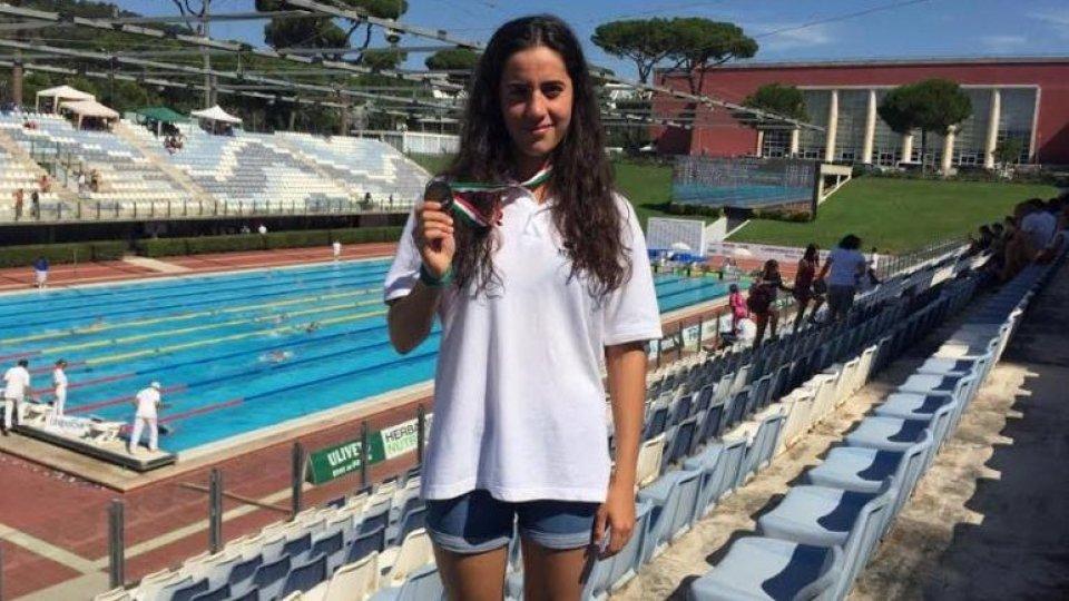 Campionati Italiani: secondo bronzo per Arianna Valloni