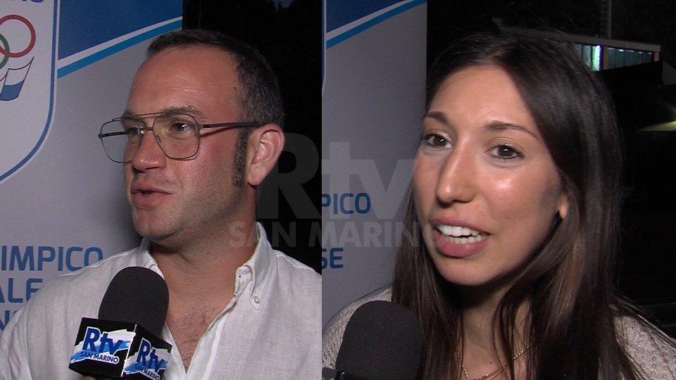 Gian Marco Berti e Letizia GiardiGian Marco Berti e Letizia Giardi