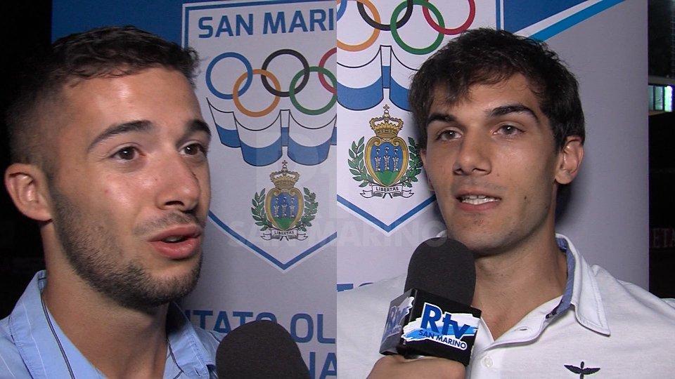 Alessandro Gasperoni e Francesco SansoviniAlessandro Gasperoni e Francesco Sansovini