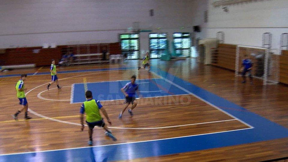 La Nazionale di San Marino di futsal è tornata ad allenarsi in vista dei futuri impegni