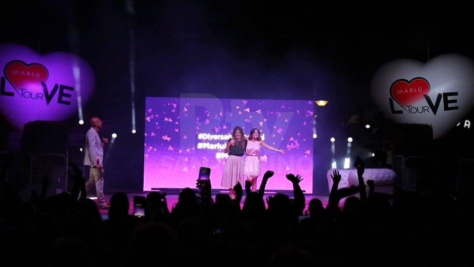 L'amore torna di moda con Marlù Love Tour
