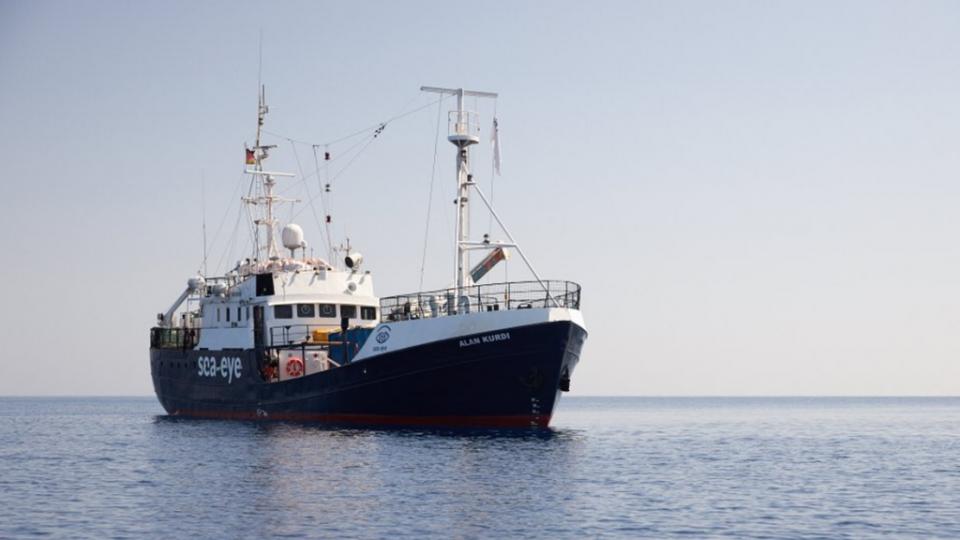 La Alan Kurdi approda a Malta