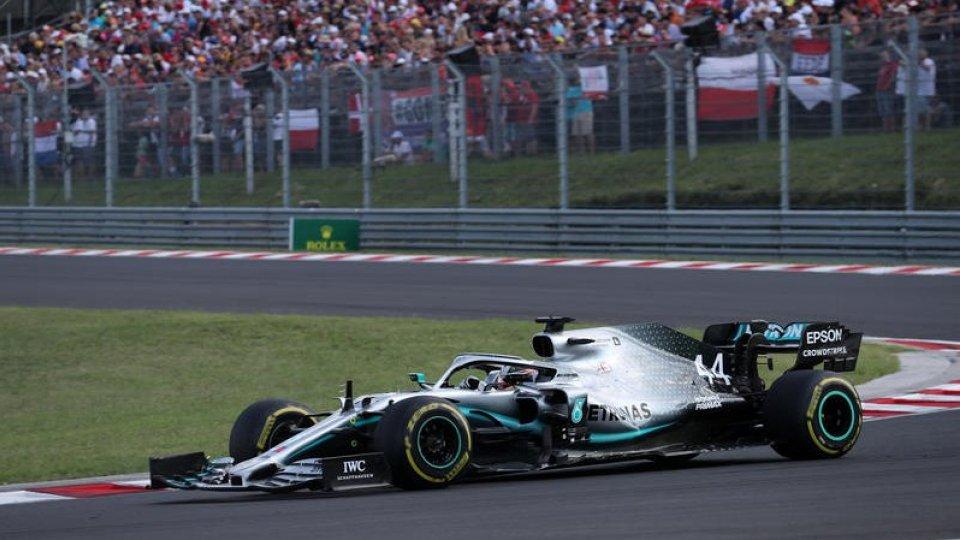F1 GP Ungheria: vince Hamilton, 3° Vettel