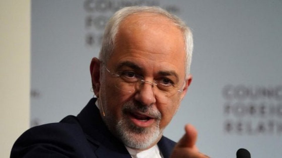 Il ministro degli esteri iraniano Zarif