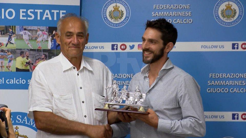 Le interviste a Roberto Chiaruzzi - allenatore Fiorentino Futsal - e Fabio Belloni - giocatore Fiorentino Futsal