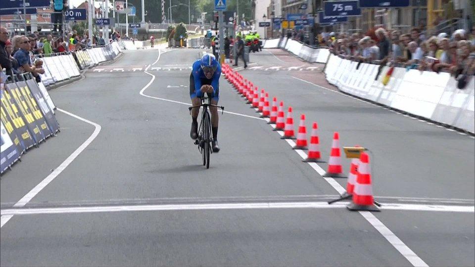 Campionato Europeo Junior: In Olanda trionfo azzurro con Andrea Piccolo. Oro nella crono