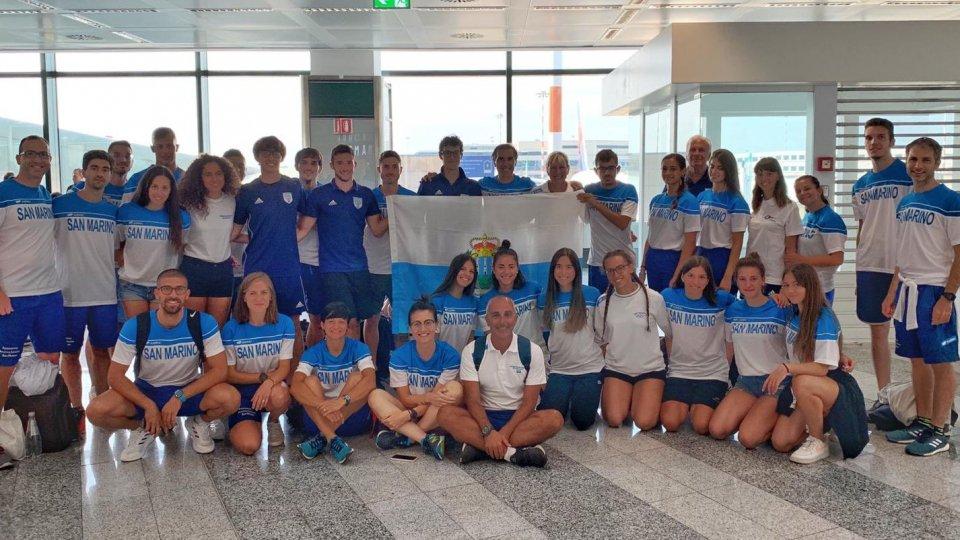 Storica missione per l'atletica biancazzurra agli European Athletics Team Championships Third League