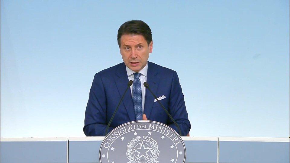Sentiamo il premier italiano