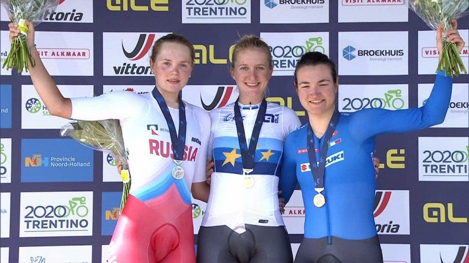 Europei: per l'Italia altre medaglie con Affini e Pirrone