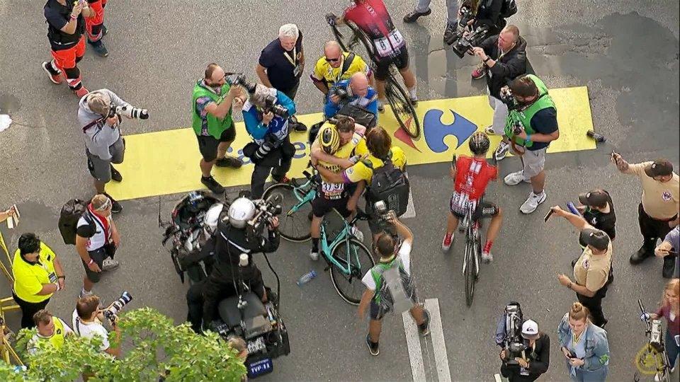 Ciclismo: oggi la tappa finale del giro di Polonia. Vingegaard difenderà il primato ottenuto ieri