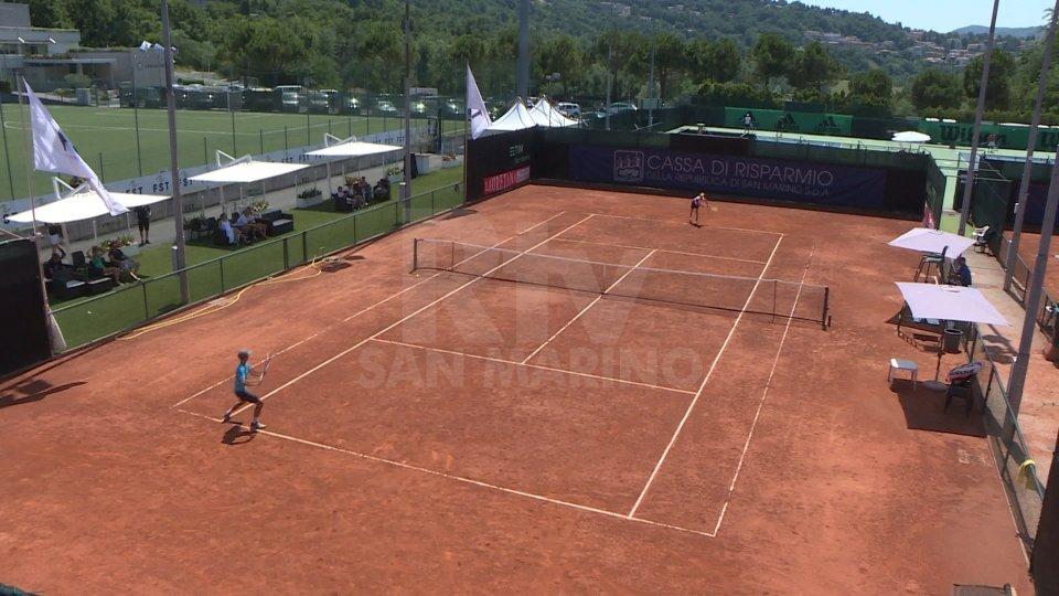 Junior Cup San Marino: oggi le semifinali del doppio