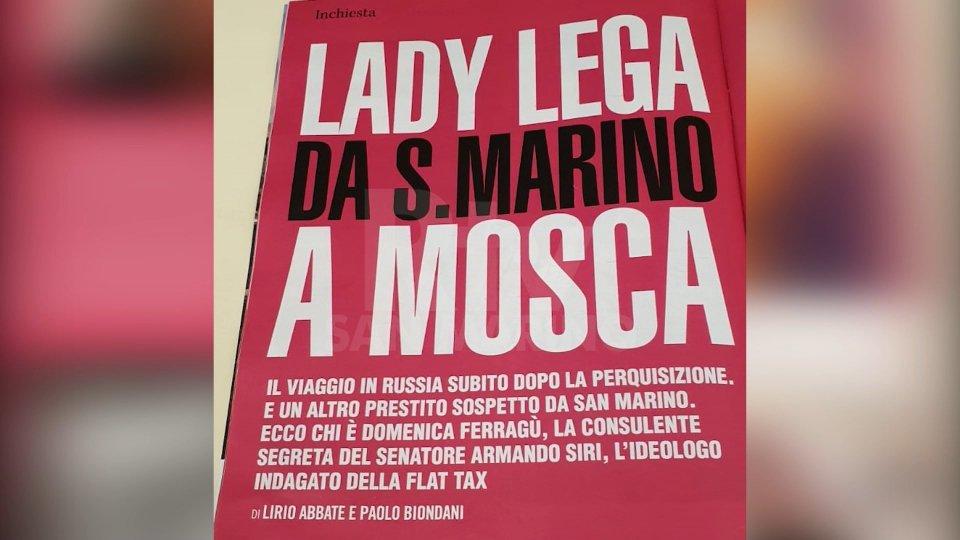 A San Marino chiusa la prima istruttoria sul Caso Siri. Ma si indaga, rivela l'Espresso che sarà in edicola domenica, su un terzo prestito