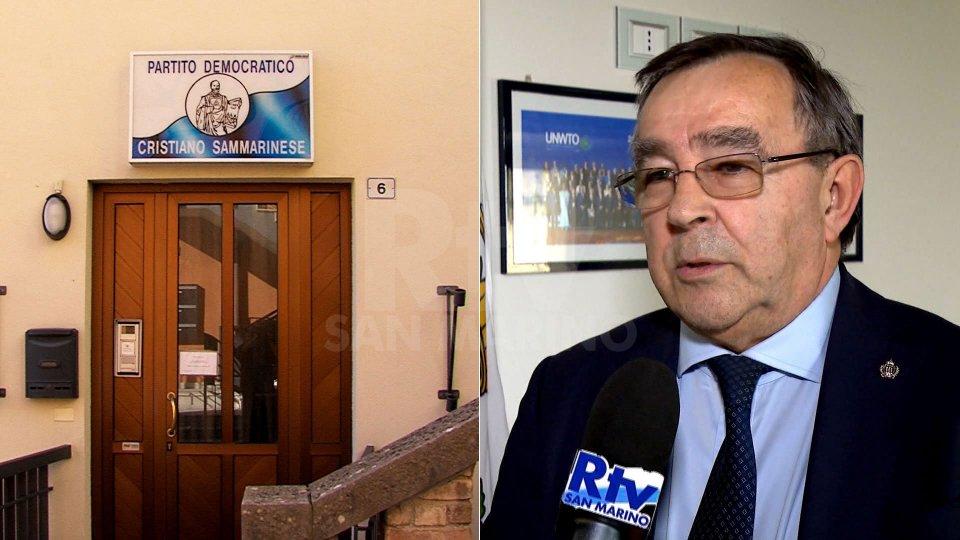 """PDCS: dito puntato contro il Segretario Michelotti, """"inadeguatezza nei modi e nel merito"""""""