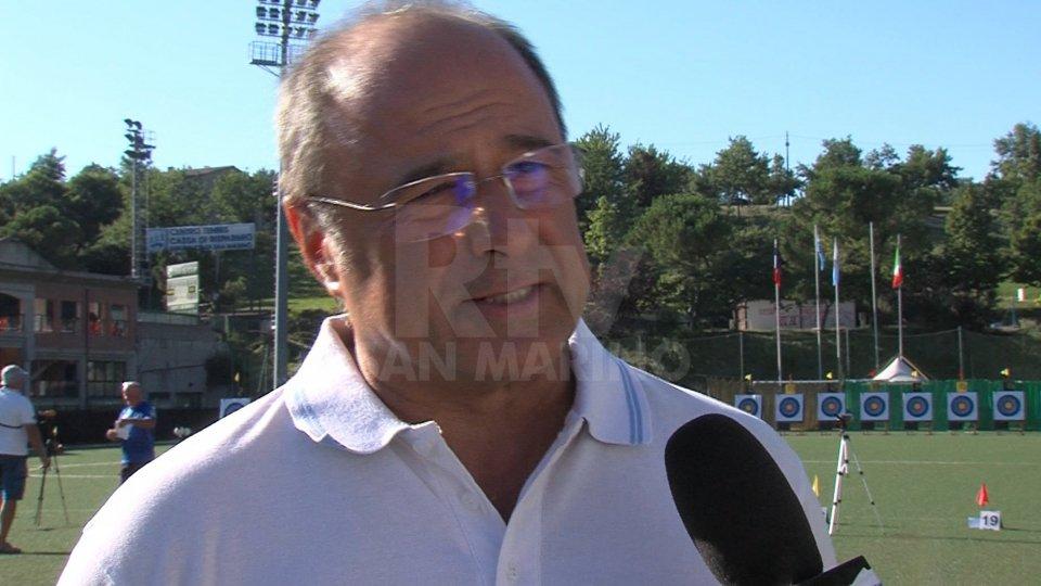 Luciano Zanotti - Presidente Federazione Sammarinese Tiro con l'ArcoSRV_TIRO_ARCO_110819