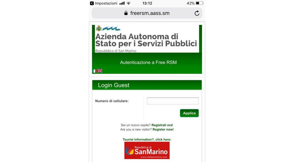 Il centro storico di San Marino coperto dal wi-fi gratuito grazie ad AASS