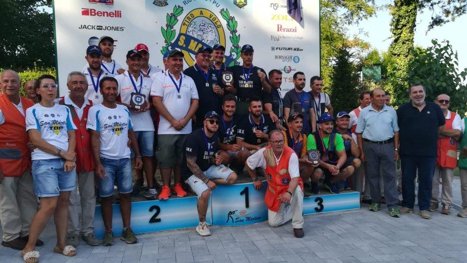 San Marino vince il titolo tricolore nel Compak Sporting