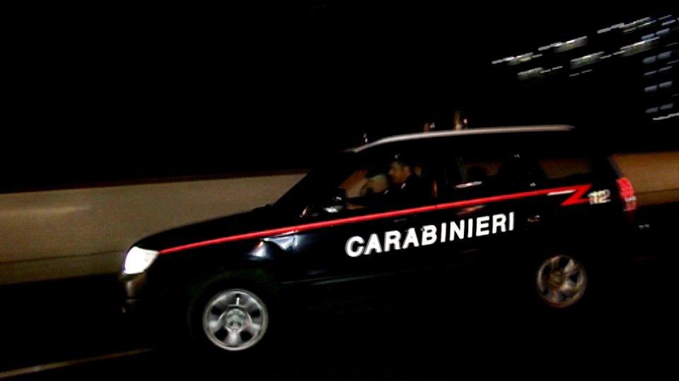 Carabinieri. Foto archivio