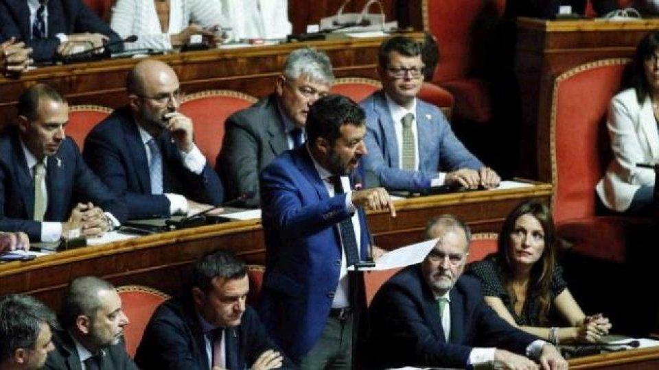 Crisi in Italia, il presidente Conte parlerà al Senato il 20 agosto