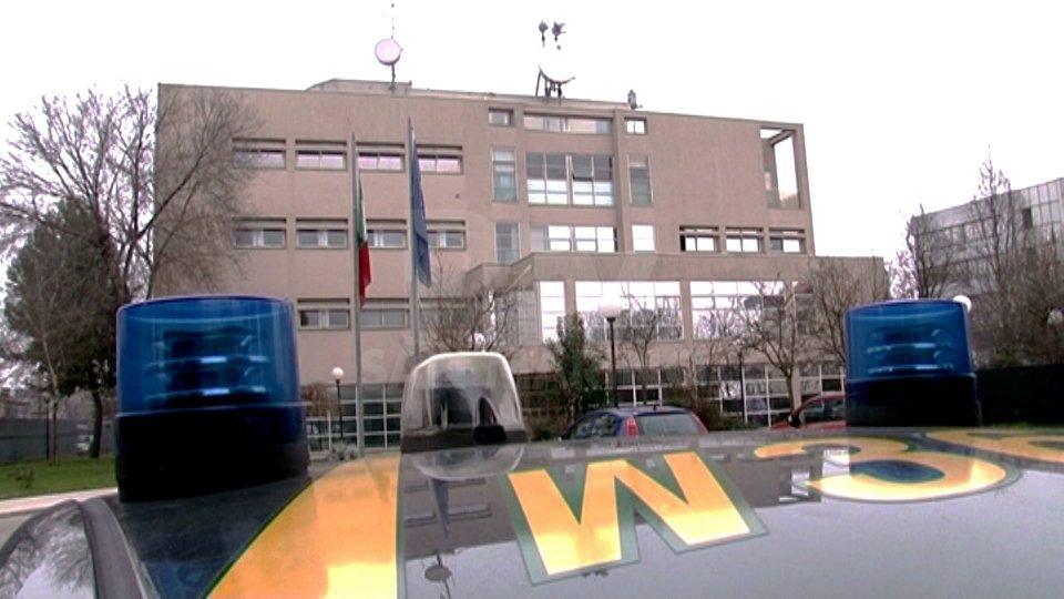 Sede Guardia di Finanza Rimini