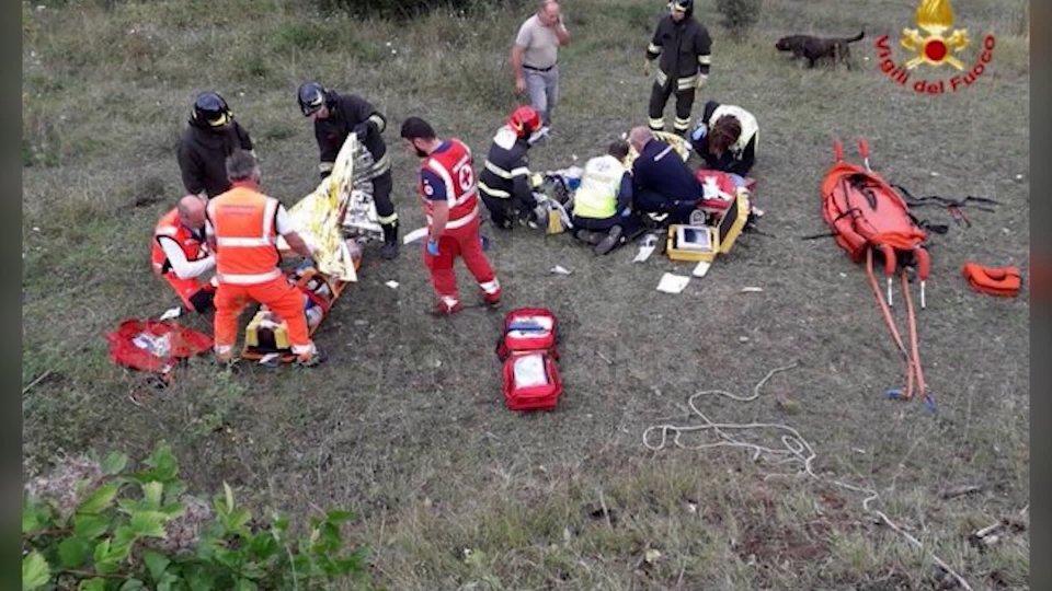 Michael Antonelli un anno fa il terribile incidente. Domani corsa sullo stesso tracciato