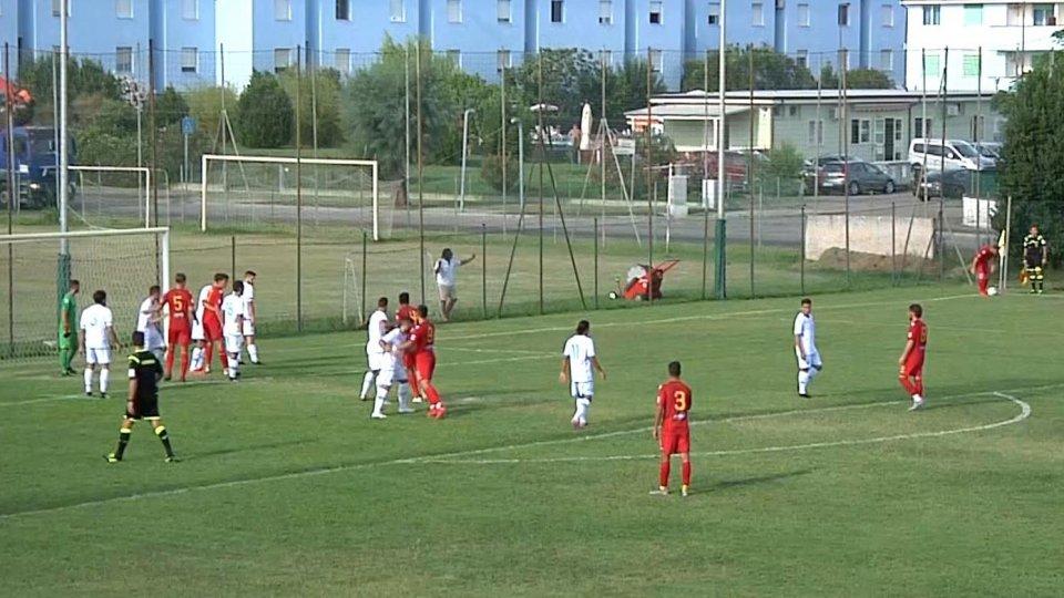 Ravenna - Nazionale San Marino 1- 0