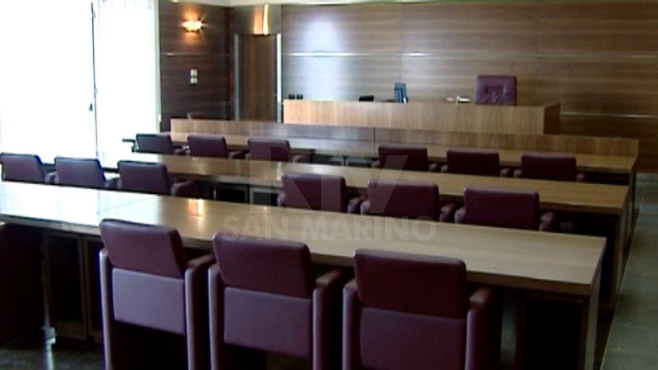 Aula di TribunaleAula di Tribunale