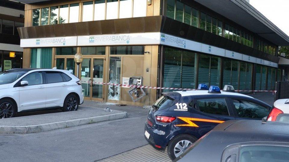 Il bancomat scassato