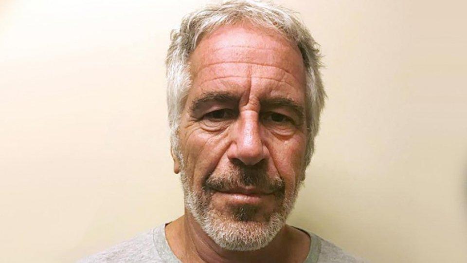 Jeffrey Epstein, foto ansa