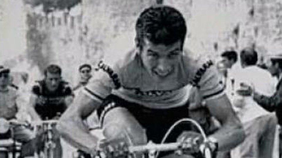 Gimondi a San MarinoE' morto Gimondi, in bici fece sognare l'Italia