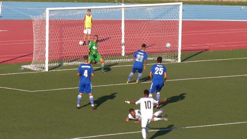 Coppa Italia: Il Cattolica Calcio San Marino comincia la stagione a Forli