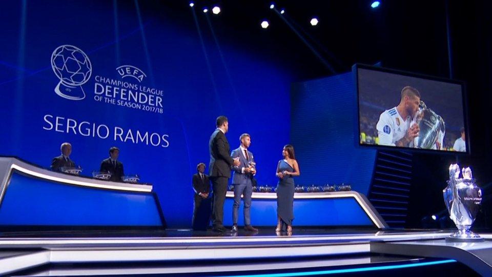 A fine agosto si assegna il UEFA Best Player