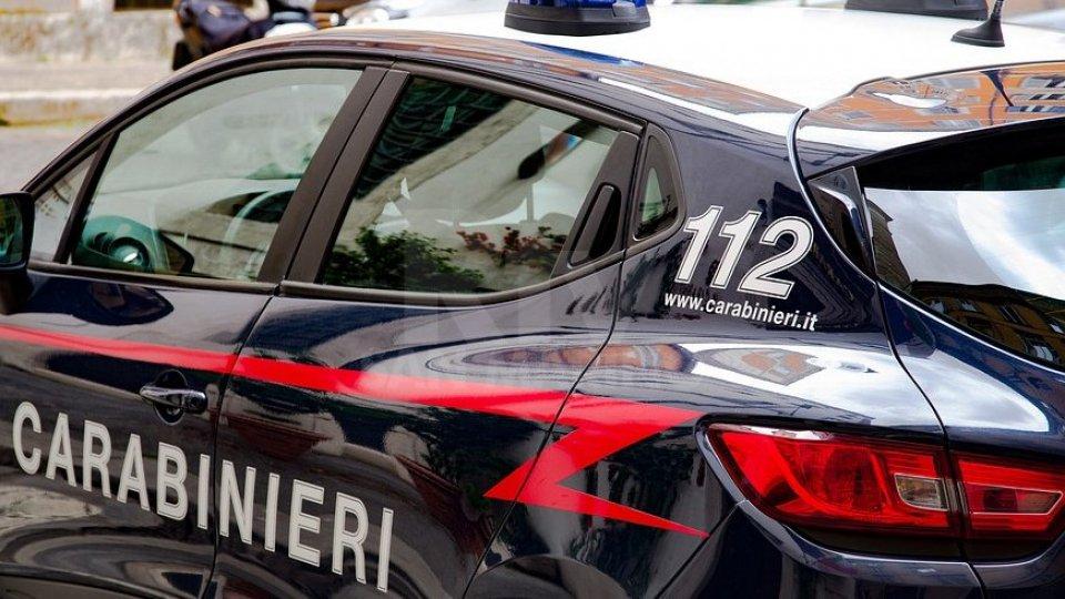 Rimini: picchia il padre e minaccia la madre. 35enne allontanato da casa