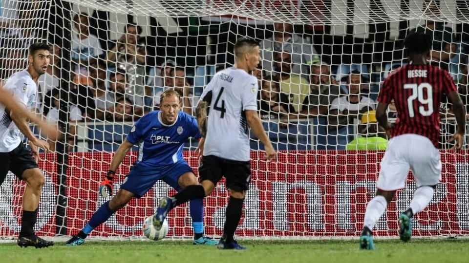 Cesena-Milan @cesenafcCesena-Milan 0-0