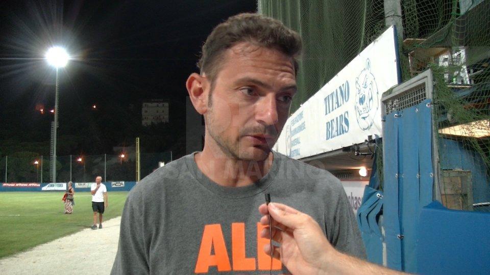 Nel video l'intervista a Mario Chiarini, manager San Marino BaseballNel video l'intervista a Mario Chiarini, manager San Marino Baseball