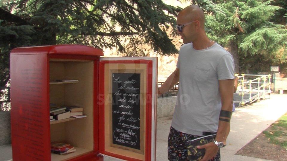Il Frigo Book a San Marino Città