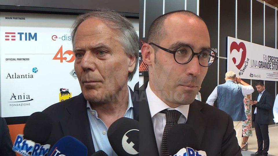 Nel video le interviste a Enzo Moavero Milanesi, ministro degli Esteri, e a Nicola Renzi, Segretario di Stato agli Esteri