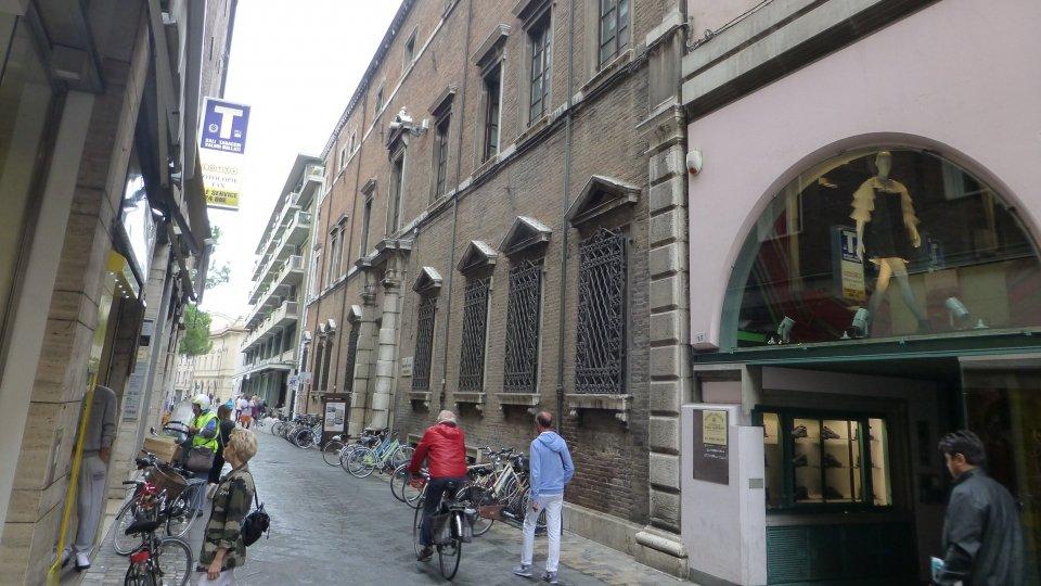 Via Gambalunga, Rimini