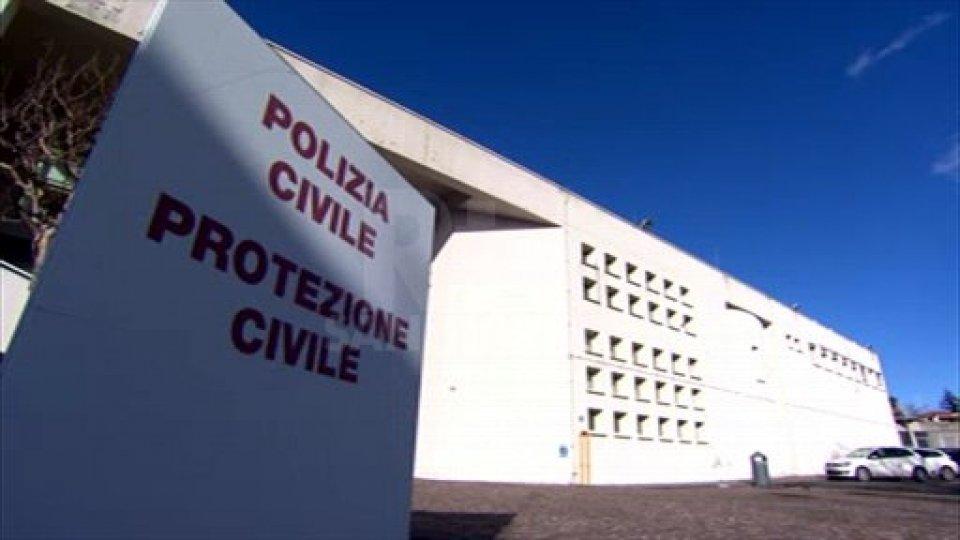 La sede della Polizia Civile