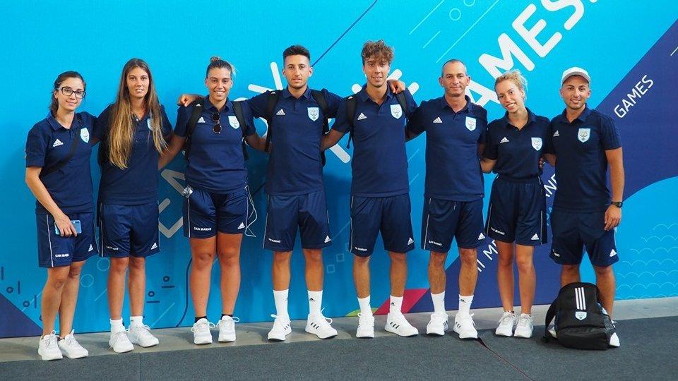 Il San Marino Team è a Patrasso