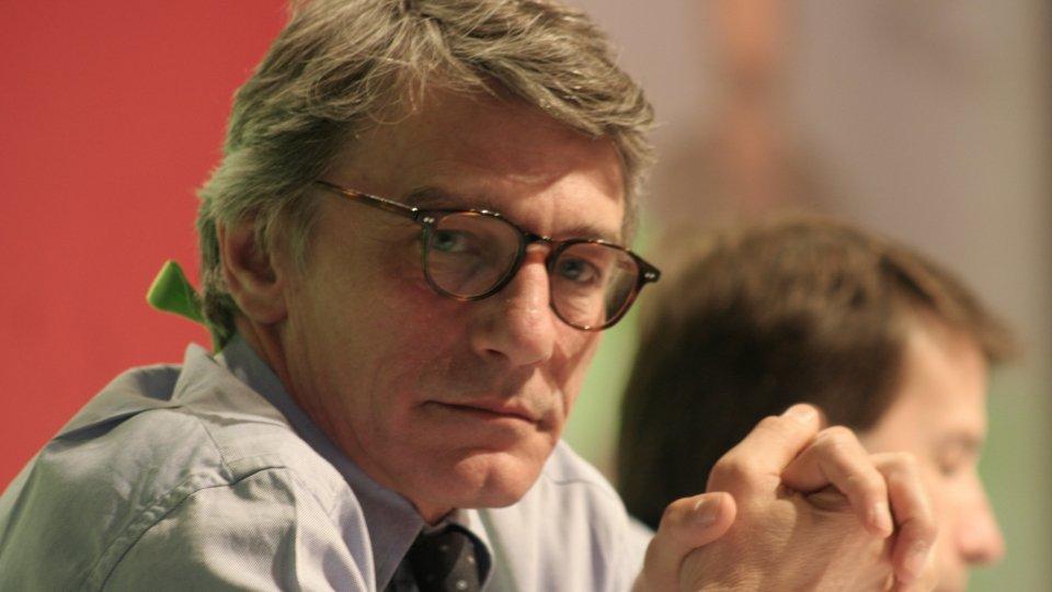 Il presidente del Parlamento Europeo David Sassoli